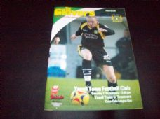 Yeovil Town v Tranmere Rovers, 2006/07